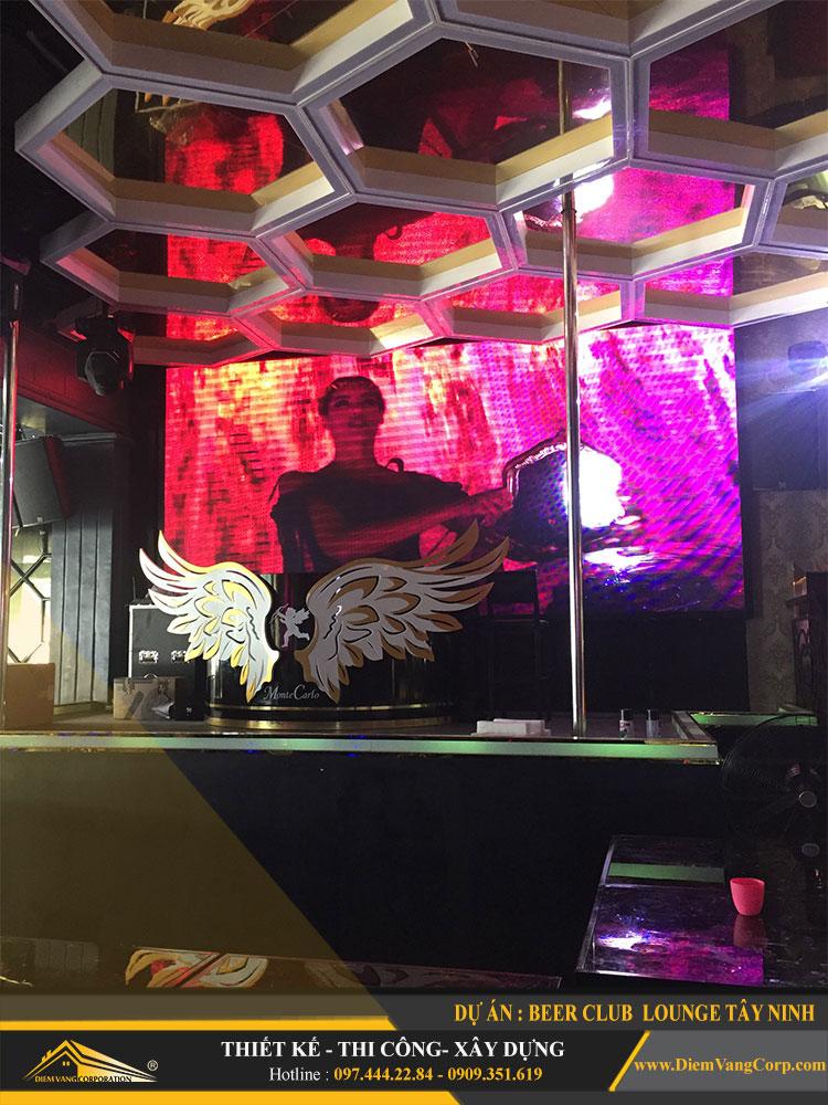 thi công công trình Lounge Beer Club Tây Ninh 24