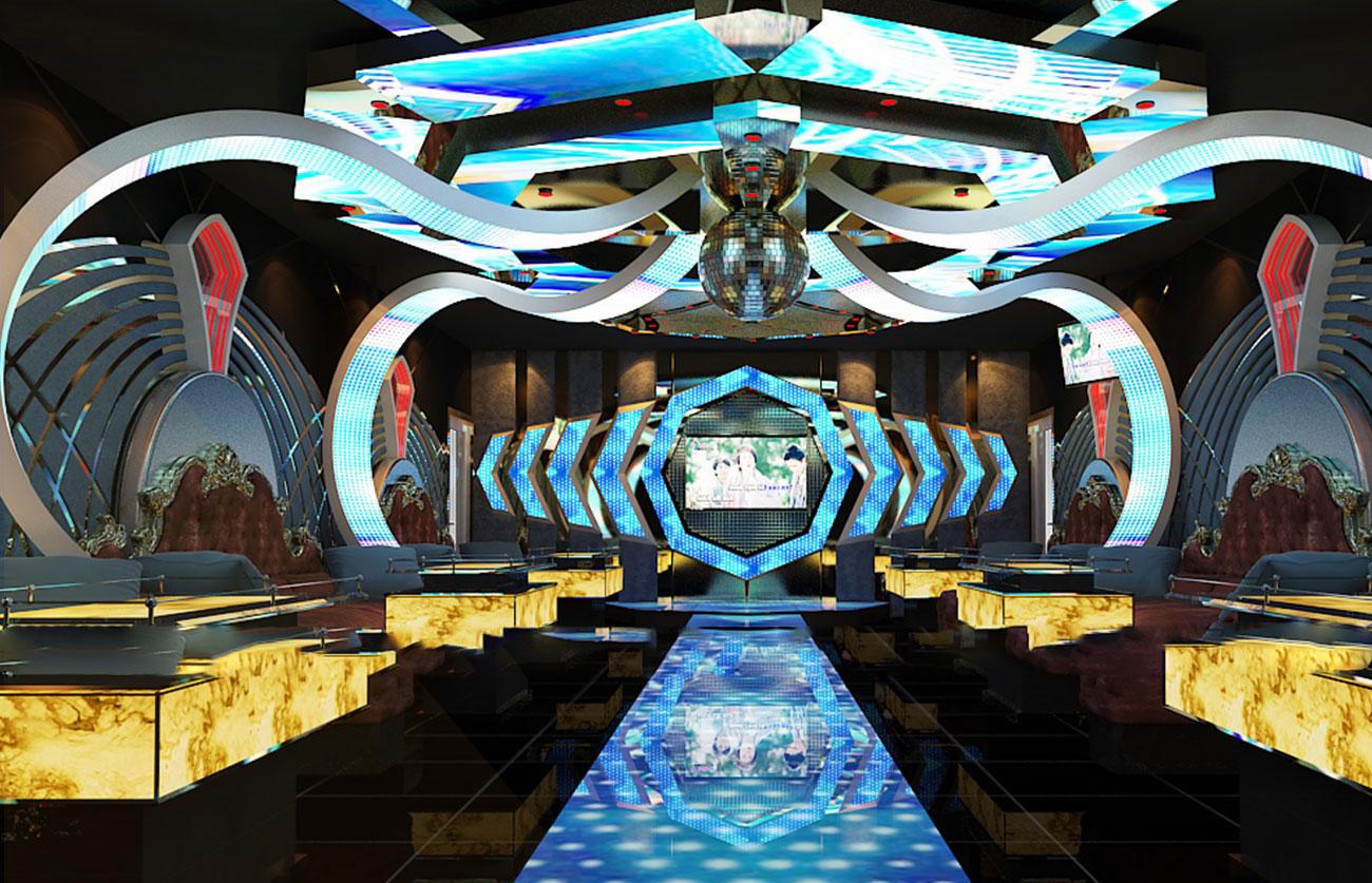 mẫu phòng karaoke phòng ktv 3