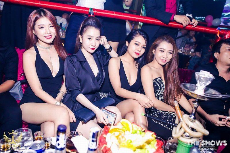 bar club sài gòn