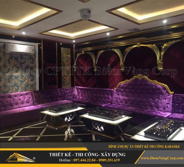 Hình ảnh thiết kế,phòng karaoke đẹp giá bình dân 1