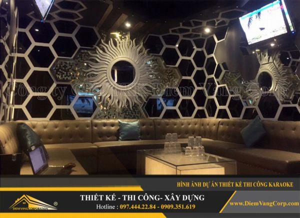ý tưởng thiết kế thi công phòng karaoke hút khách và thành công 14