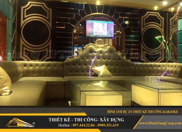 ý tưởng thiết kế thi công phòng karaoke hút khách và thành công 16