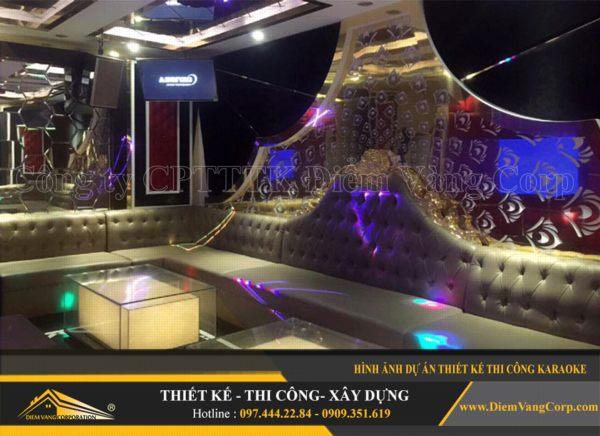 ý tưởng thiết kế thi công phòng karaoke hút khách và thành công 17