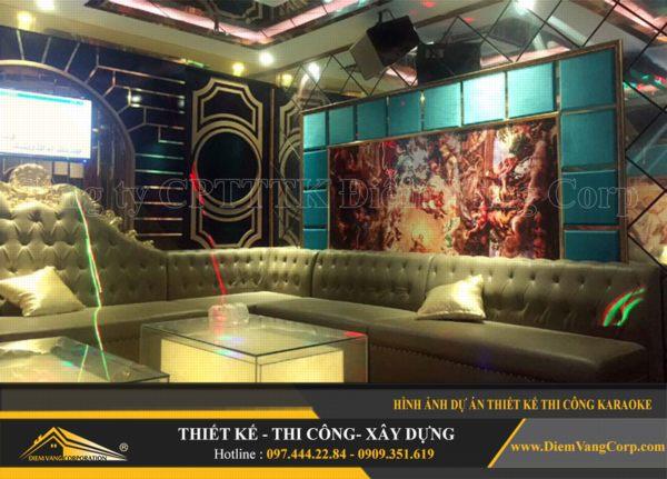 ý tưởng thiết kế thi công phòng karaoke hút khách và thành công 18
