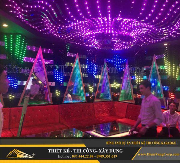 Hình ảnh thiết kế,phòng karaoke đẹp giá bình dân 23