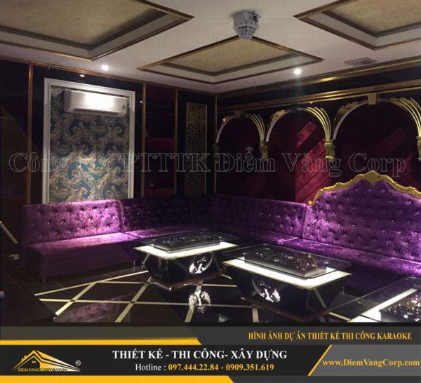 Hình ảnh thiết kế,phòng karaoke đẹp giá bình dân 4