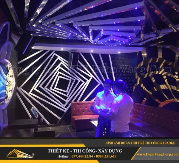 Hình ảnh thiết kế,phòng karaoke đẹp giá bình dân 5