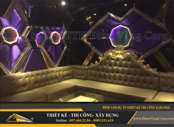Hình ảnh thiết kế,phòng karaoke đẹp giá bình dân 6