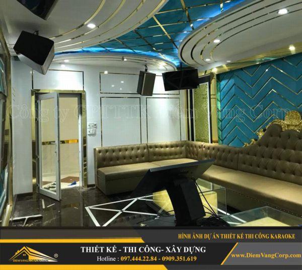 Hình ảnh thiết kế,phòng karaoke đẹp giá bình dân 7