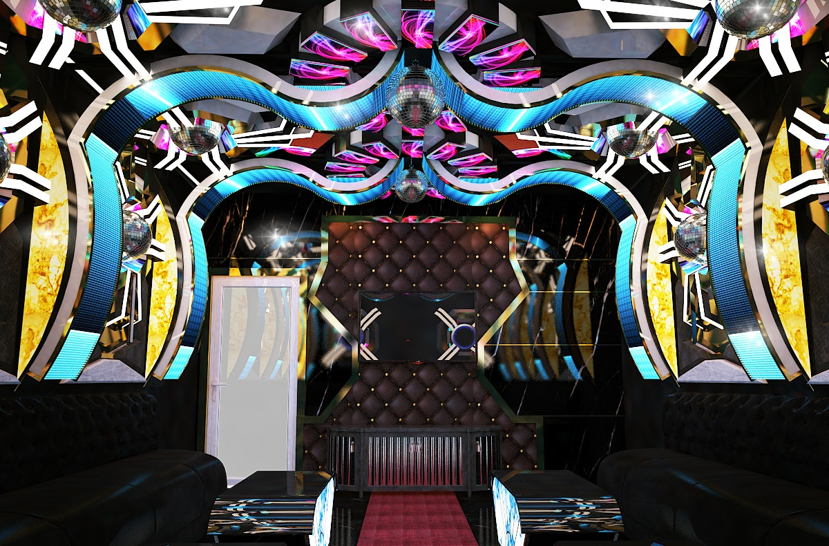 Mẫu thiết kế phòng karaoke mới nhất 2019