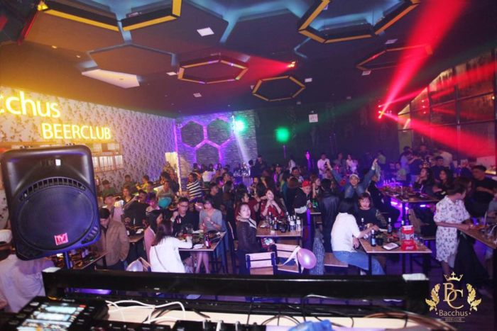 Bacchus Beer club tại Đà Lạt, beer club nổi bật hiện đại