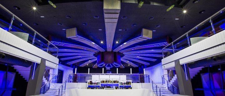 thiết kế màu sắc bar club hiện đại 3